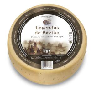 Leyendas de Baztan - ser owczy z truflą