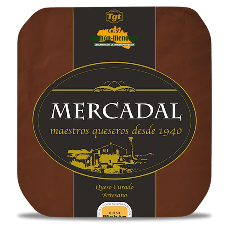 Mercadal Curado - dojrzały ser krowi