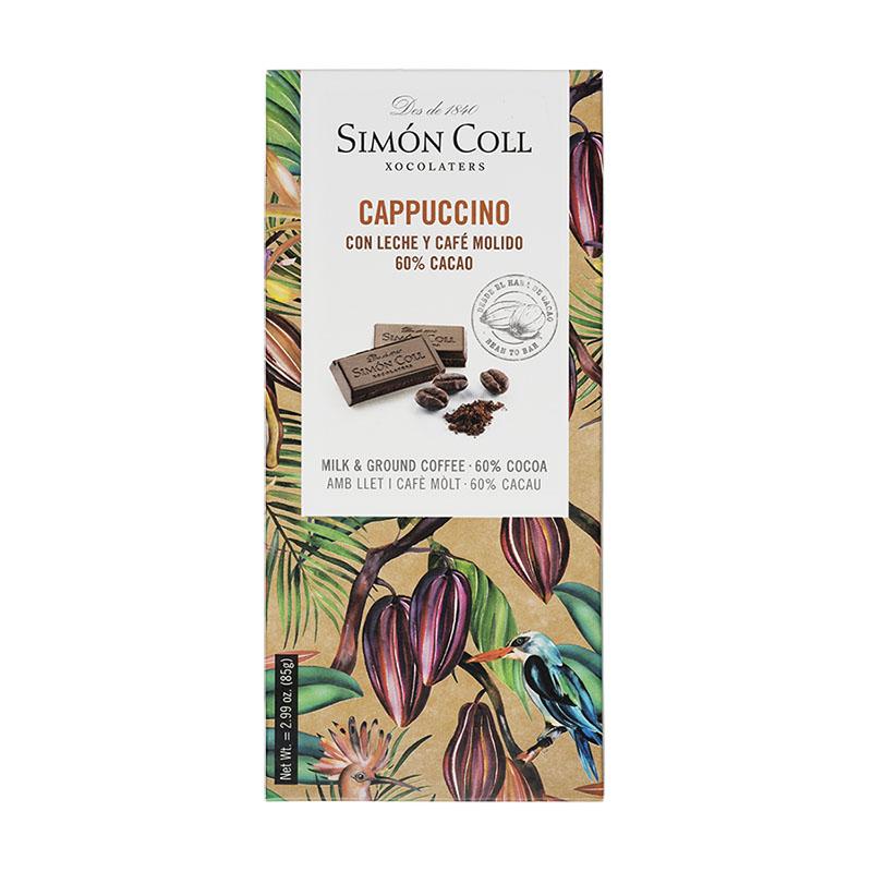 Gorzka czekolada z dodatkiem kawy
