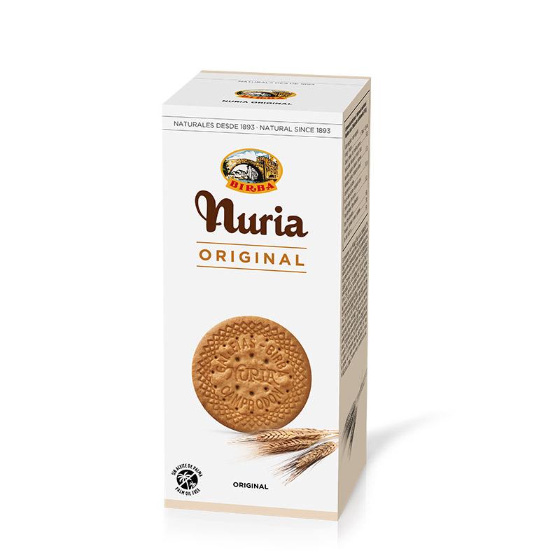 Nuria - herbatniki z oliwą z oliwek