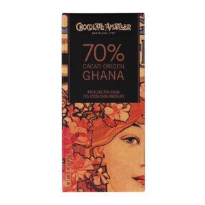 Czekolada gorzka 70% Ghanna