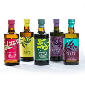 Oliwa z oliwek extra virgin: Royal 500ml