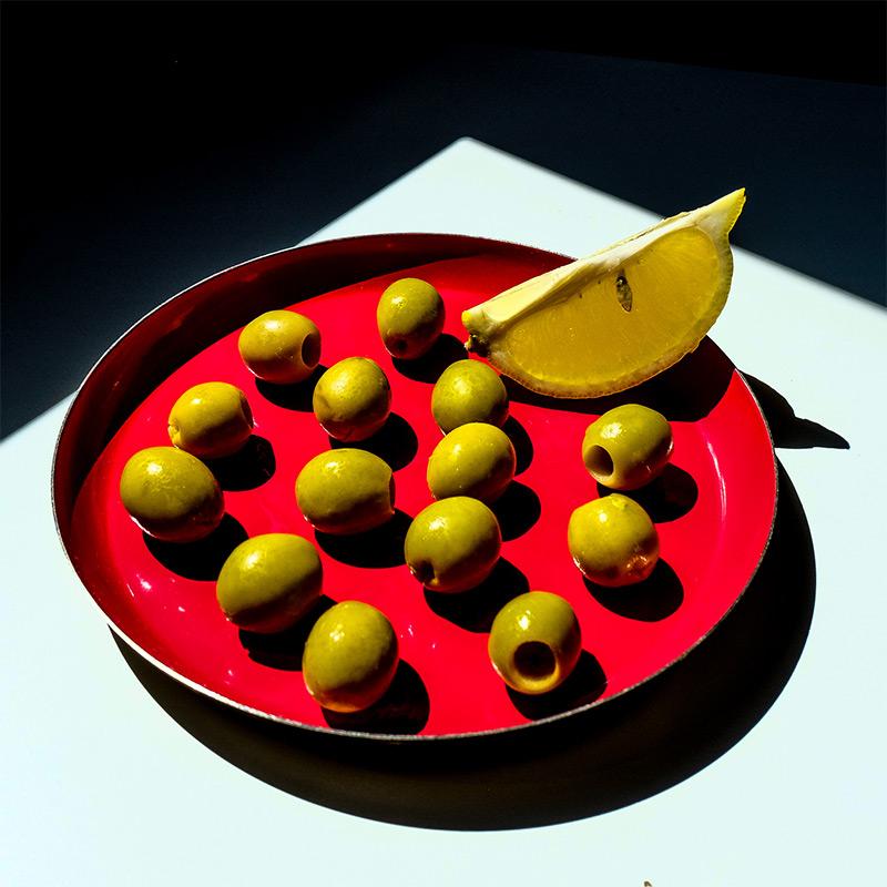 Oliwki cytrynowe