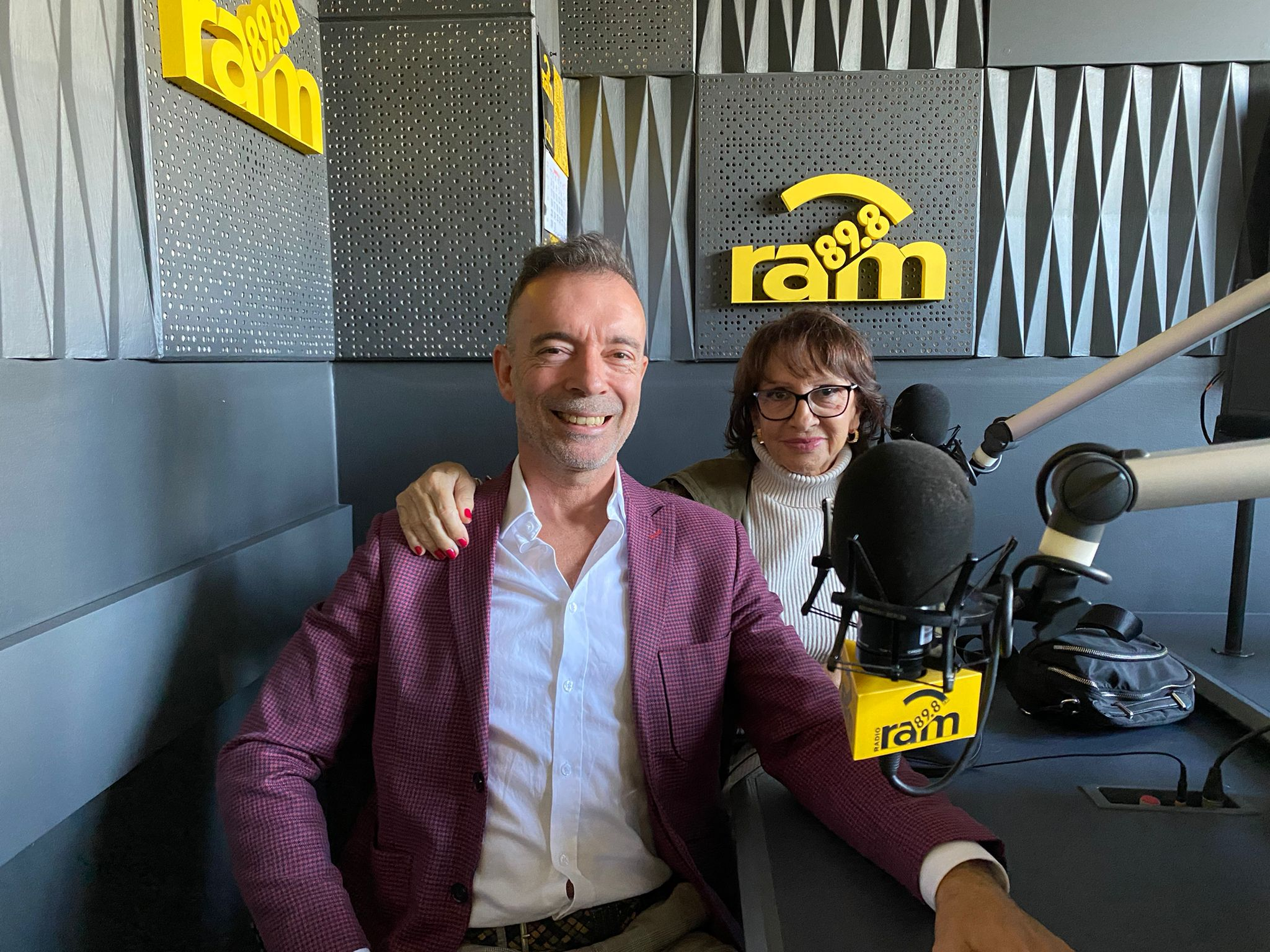 Alejandro w Radio RAM